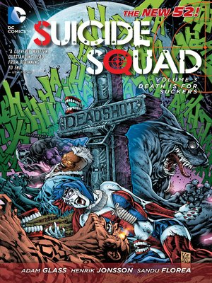 cover image of Suicide Squad, Volume 3