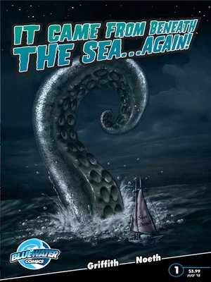 cover image of Ray Harryhausen Presents: It Came From Beneath the Sea... Again!, Issue 2