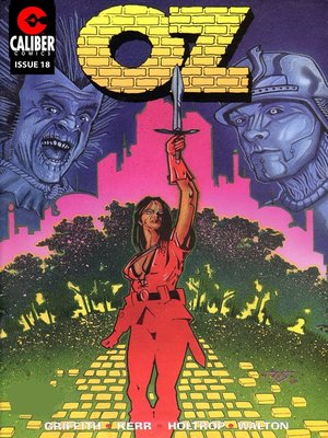 cover image of OZ, Issue 18