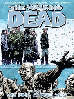 cover image of The Walking Dead, Volume 15