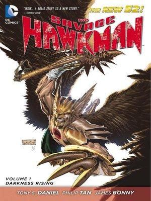 cover image of The Savage Hawkman (2011), Volume 1