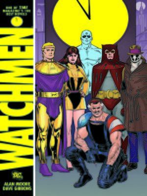 cover image of Watchmen: International Edition