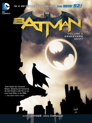 cover image of Batman, Volume 6
