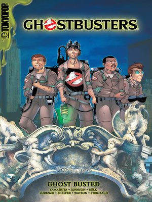 cover image of Ghostbusters