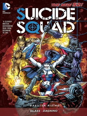 cover image of Suicide Squad, Volume 2