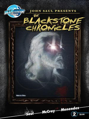 cover image of John Saul's The Blackstone Chronicles, Issue 2