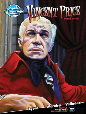 cover image of Vincent Price Presents, Issue 27