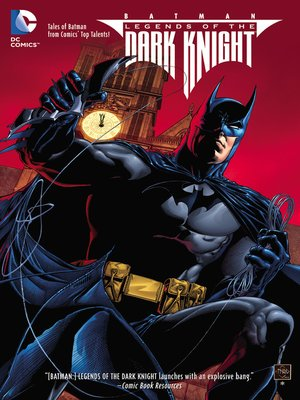 cover image of Legends of the Dark Knight (2012), Volume 1