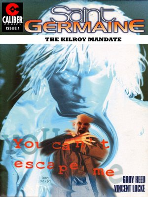 cover image of Saint Germaine: The Kilroy Mandate, Issue 1