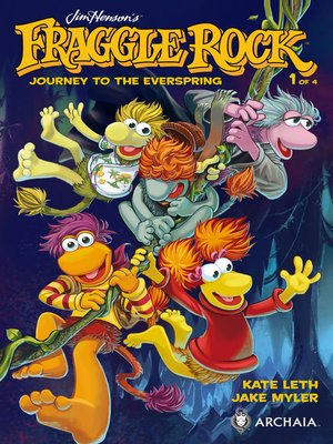 cover image of Fraggle Rock: Journey to the Everspring (2014), Issue 1