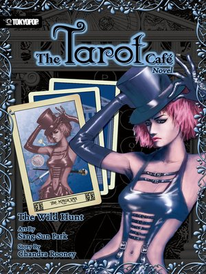 cover image of The Tarot Cafe Novel, Volume 1