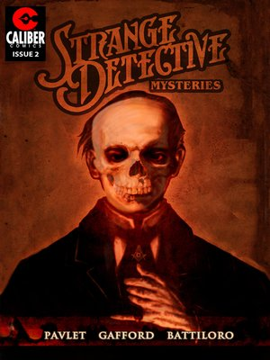 cover image of Strange Detective Mysteries, Issue 2