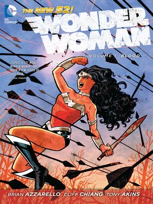 cover image of Wonder Woman, Volume 1