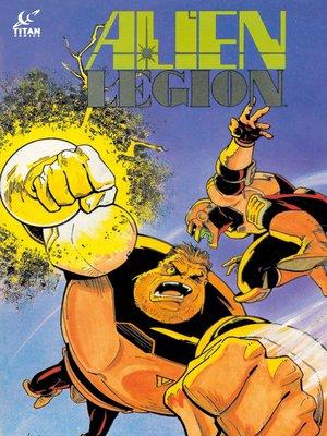cover image of Alien Legion (1984), Issue 33