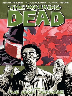 cover image of The Walking Dead, Volume 5