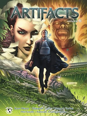 cover image of Artifacts (2010), Volume 6