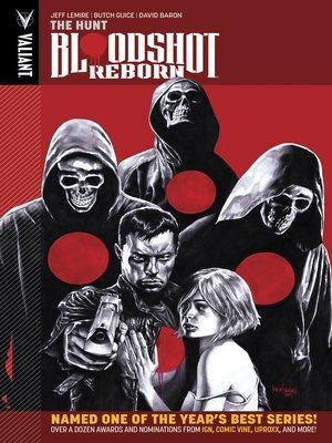 cover image of Bloodshot Reborn Volume 2