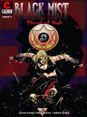 cover image of Black Mist: Blood of Kali, Issue 4