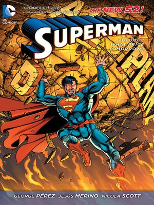 cover image of Superman, Volume 1