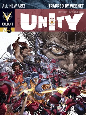 cover image of Unity (2013), Issue 5