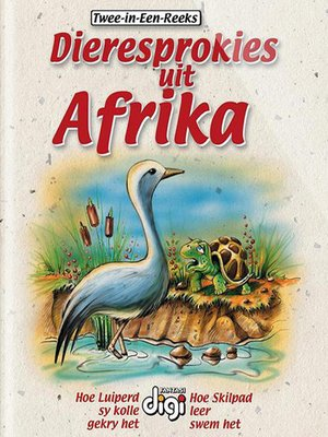 cover image of Dieresprokies, Volume 2