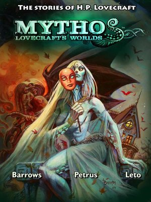 cover image of Mythos: Lovecraft's Worlds
