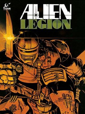 cover image of Alien Legion, Issue 26