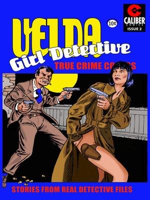 cover image of Velda: Girl Detective, Issue 2
