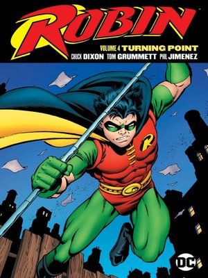 cover image of Robin, Volume 4