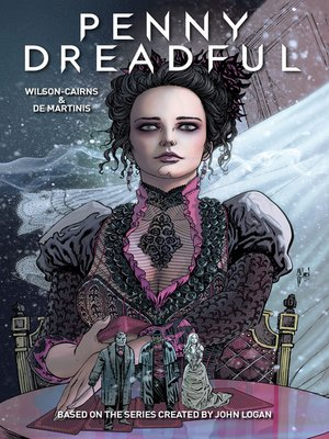 cover image of Penny Dreadful (2016), Issue 1