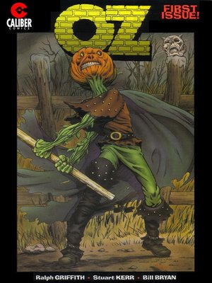 cover image of OZ, Issue 1
