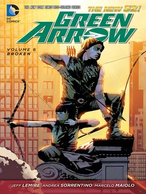 cover image of Green Arrow (2011), Volume 6