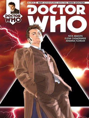 cover image of Doctor Who: The Tenth Doctor, Year One (2014), Issue 11