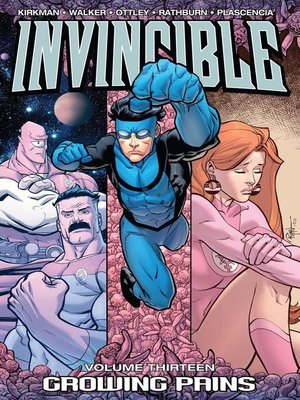 cover image of Invincible (2003), Volume 13