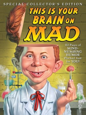 cover image of This is Your Brain on MAD
