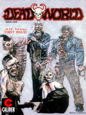 cover image of Deadworld, Volume 2, Issue 1