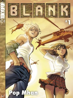 cover image of Blank, Volume 1