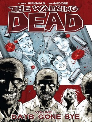 cover image of The Walking Dead, Volume 1