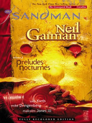 cover image of The Sandman, Volume 1