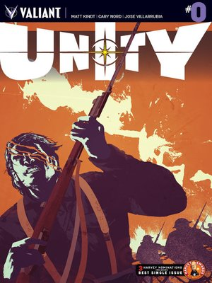 cover image of Unity (2013), Issue 0