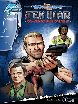 cover image of William Shatner Presents: The Tek War Chronicles, Issue 1