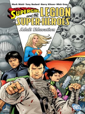 cover image of Supergirl & the Legion of Super-Heroes, Volume 4