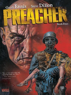 cover image of Preacher: Book Four