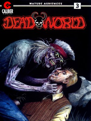 cover image of Deadworld, Volume 2, Issue 3
