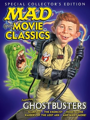 cover image of MAD Spoofs Movie Classics