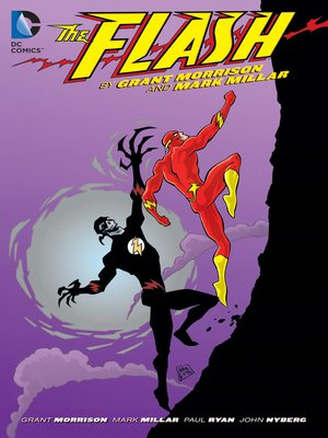 cover image of The Flash by Grant Morrison & Mark Millar