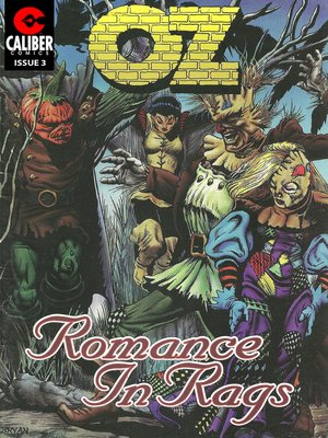 cover image of OZ: Romance in Rags, Issue 3