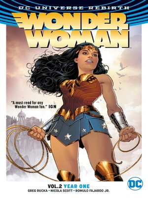 cover image of Wonder Woman (2016), Volume 2