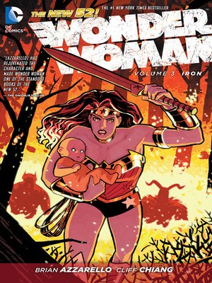 cover image of Wonder Woman, Volume 3