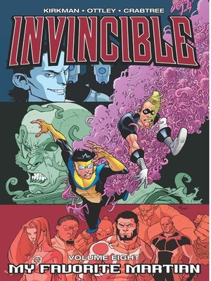 cover image of Invincible (2003), Volume 8